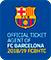 Autoriserte FC Barcelona billetter Agent